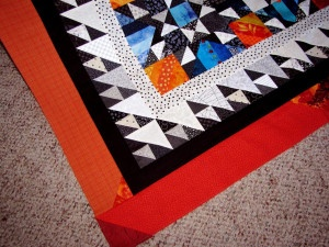 Orca Bay Mystery Quilt Part 8