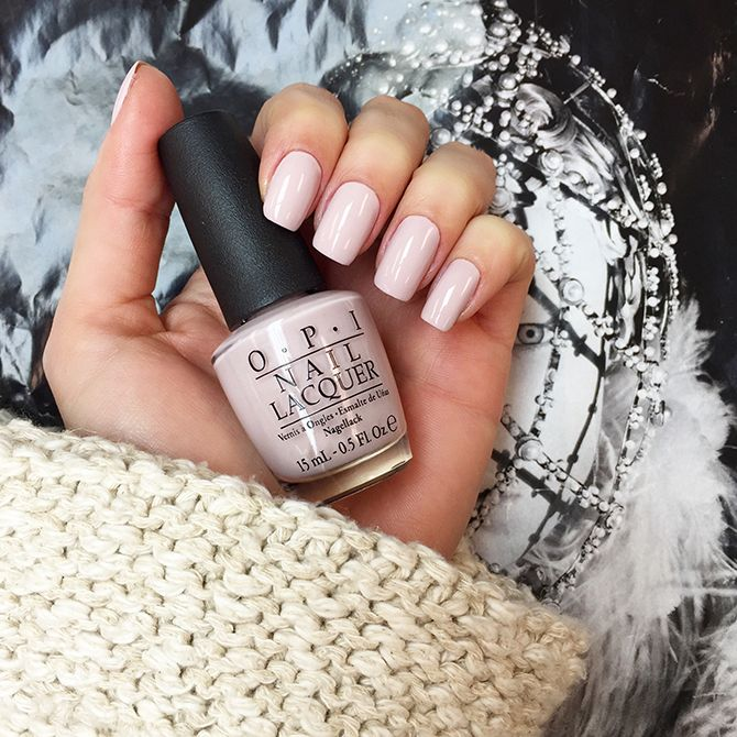 Esmalte da semana: Don't Bossa Nova me around by OPI