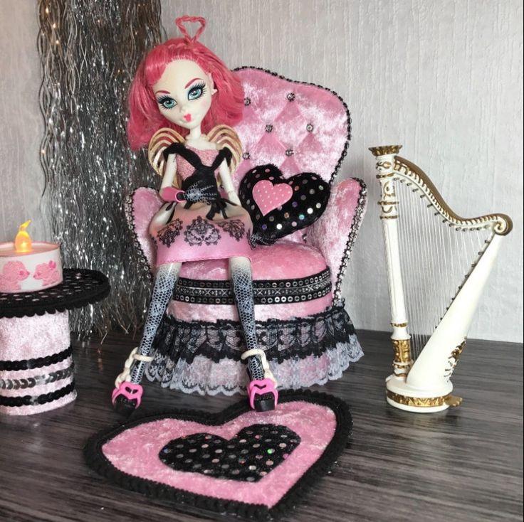 8 besten Little furniture for MH dolls Bilder auf Pinterest ...