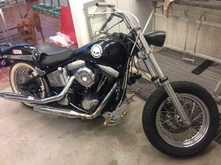 Harley Davidson Evo Softail HERITAGE 1997 Komplett oder Teile