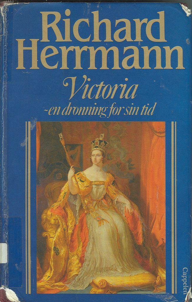 """""""Victoria - en dronning for sin tid"""" av Richard Herrmann"""