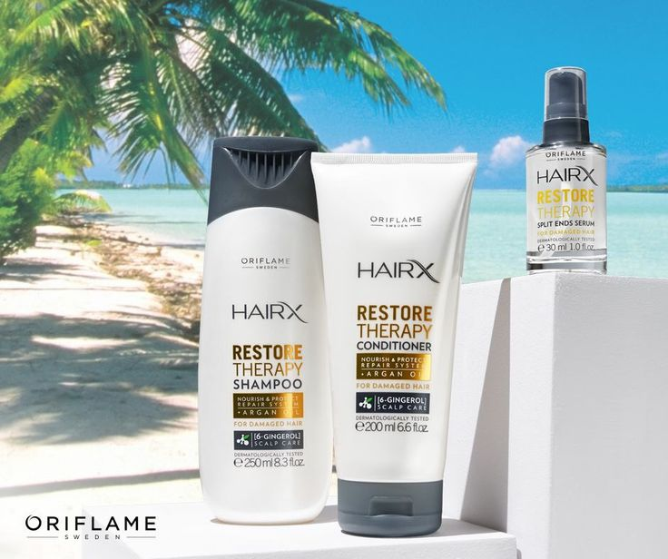Our best secret to repair the hair of the damage of the summer? The Range Restore Therapy! Soft Hair, nurtured and protected! http://goo.gl/IFWRTM