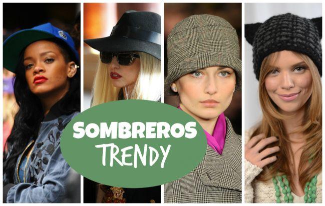 """"""" De Todo Un Poco """": 6 sombreros que no deberían faltar en tú armario"""