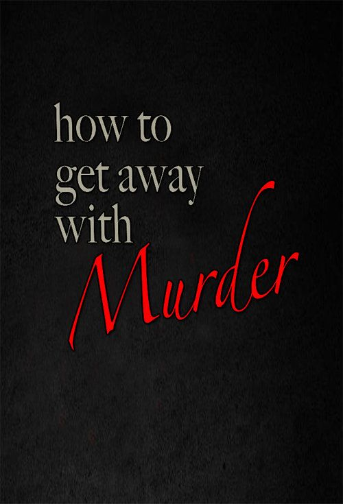 How To Get Away With Murder Probably going to be one of my new favorite shows after that pilot episode.