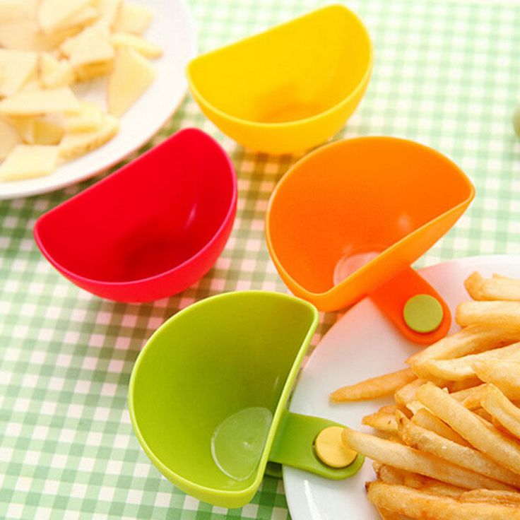 Hot sale 1Pcs Dip Clips Kitchen Bowl kit Tool Small Dishes Spice Clip For Tomato Sauce Salt Vinegar Sugar Flavor Spices-in Dishes & Plates from Home & Garden on Aliexpress.com   Alibaba Group