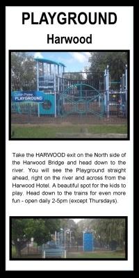 Harwood playground