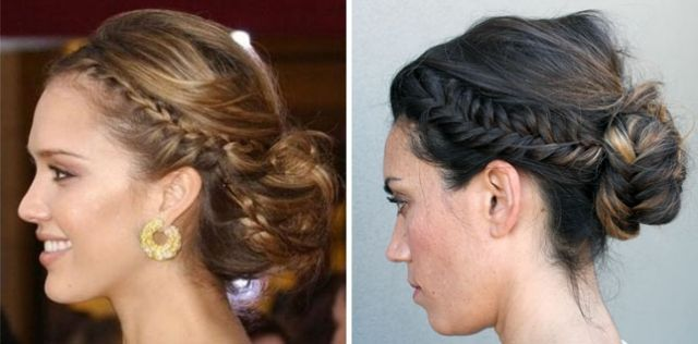 Braiding Hair – 11 original braided hairstyles with instructions