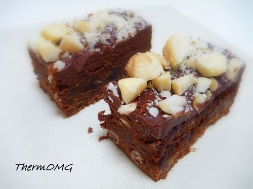 Date Fudge Cake — Trying this right now!  Smells YUM