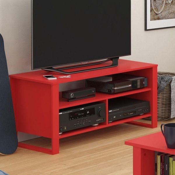 altra ruby red tv stand overstock shopping great deals on centers