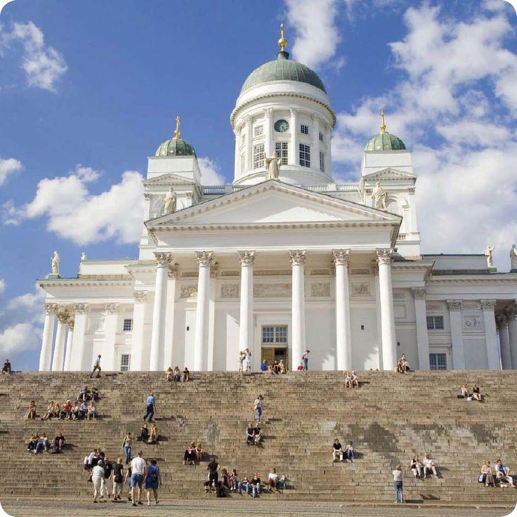Πρόκειται για έναν ιδιαίτερα μεγαλοπρεπή Ευαγγελικό Λουθηρανικό ναό που βρίσκεται σε ένα από τα κεντρικότερα σημεία του Ελσίνκι. #Helsinki #travel #travelplangr #destinations