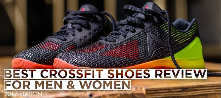 Best Crossfit Shoes Review For Men & Women