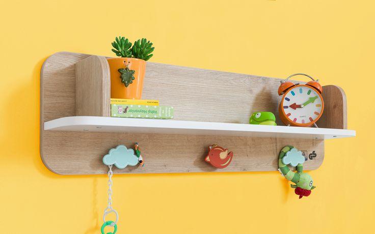 #safarinatura #safari #bebekodasi #baby #room #sarı #yesil #yellowroom #greenroom #raf