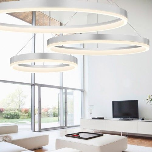 "Y LIghting - Corona 32"" LED Pendant"