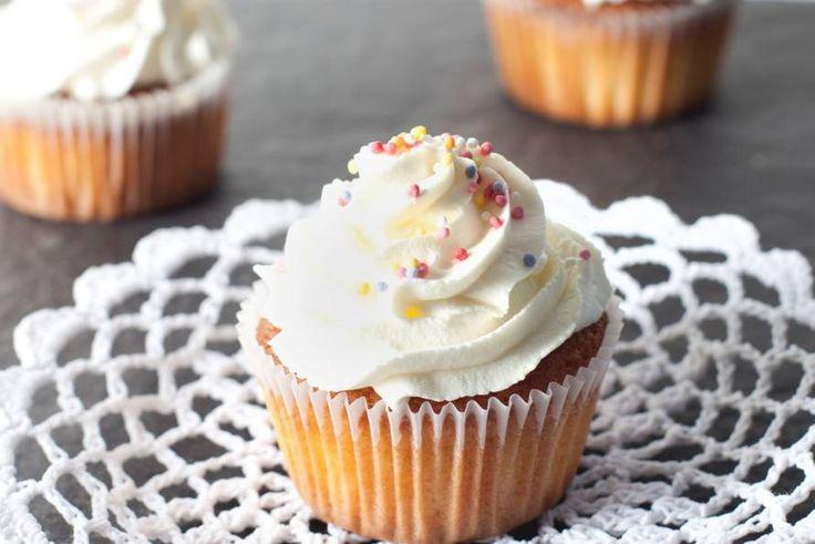 Als jij deze cakejes uit de oven tovert ben je het zonnetje in huis! -Recept -Allerhande