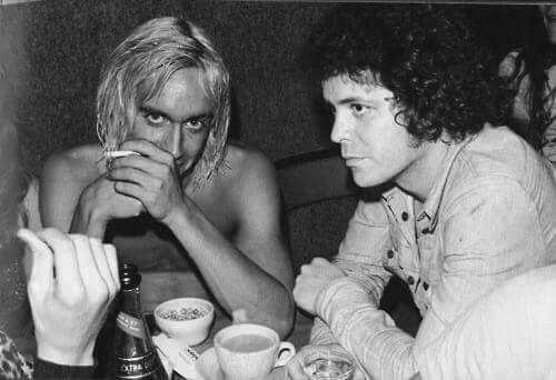 Iggy and Lou