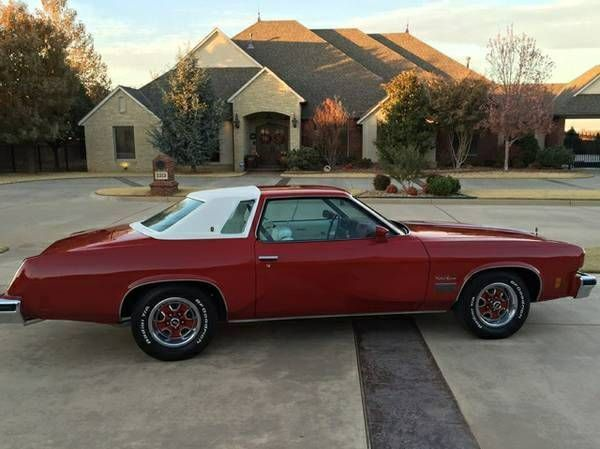 1975 cutlass supreme 39 73 39 77 cutlass supreme pinterest for 1975 oldsmobile cutlass salon for sale