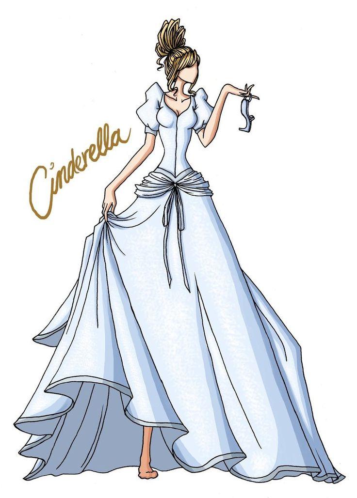 FAIRY TALE GIRLS PROJECT: Cinderella by ~WeleScarlett on deviantART