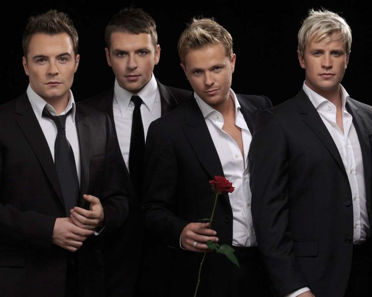 "westlife, ""flying without wings"""