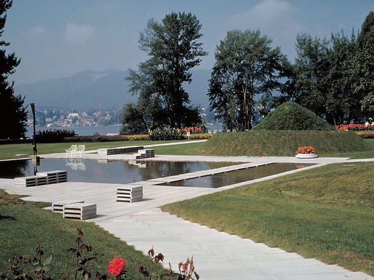 Ernst Cramer: Poet's Garden, G59 Zurich (1959)