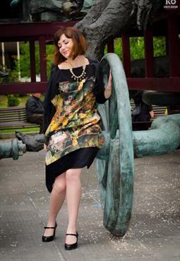Medusa Retro Dress