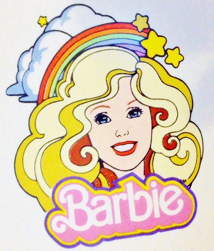 1983 Vintage Barbie Illustration | Flickr - Photo Sharing!