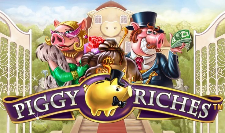 Play Piggy Riches Video Slot for Free