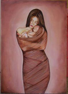 madre e hija arte - Google Search