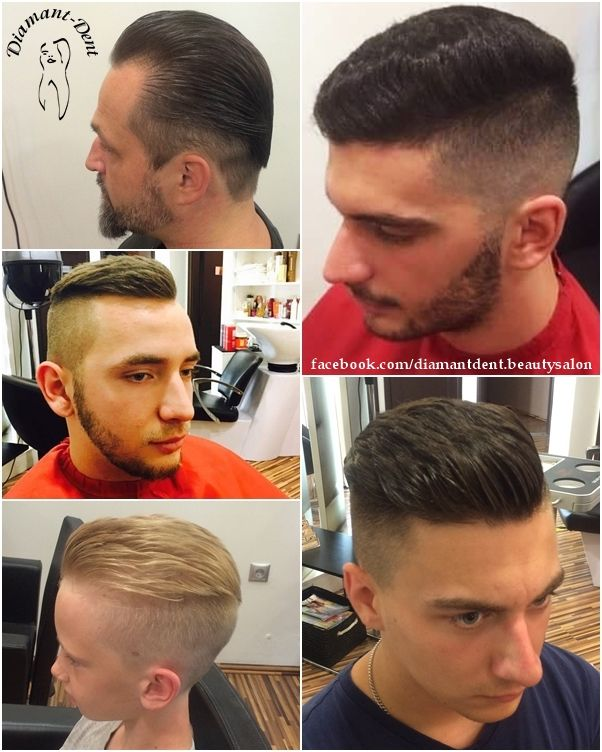 Hair and bard cutting for men