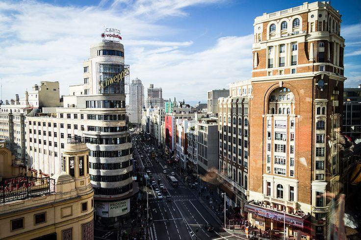 Rejseguide til Madrid