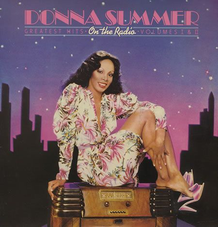 donna summer anthology album covers