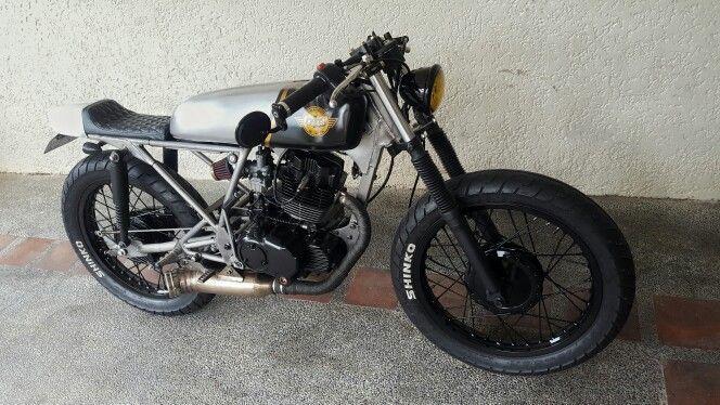 My raw rusted skyteam ace 125