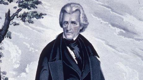 Andrew Jackson: de onverwoestbare president van de Verenigde Staten