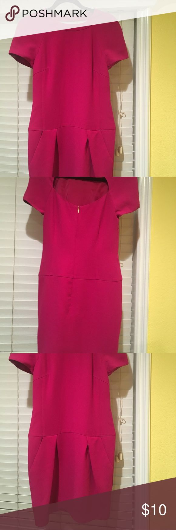 Pink Trina Turk dress size medium Pink Trina Turk dress Trina Turk Dresses Mini