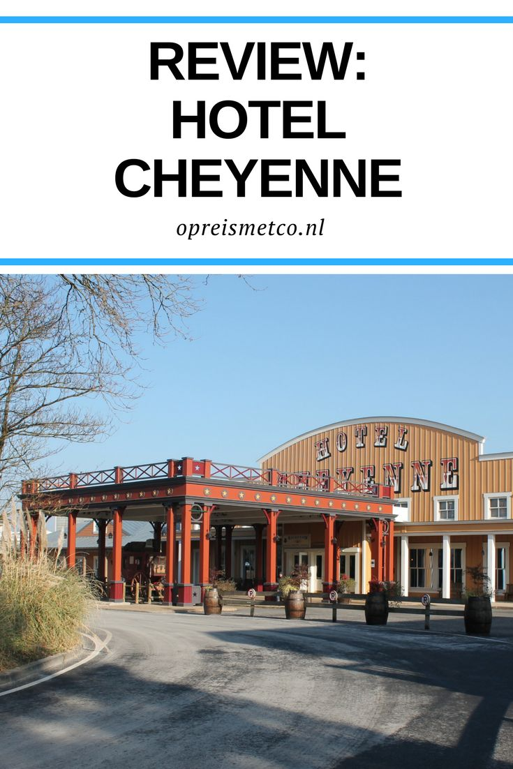 Review: Hotel Cheyenne (Disneyland Parijs)