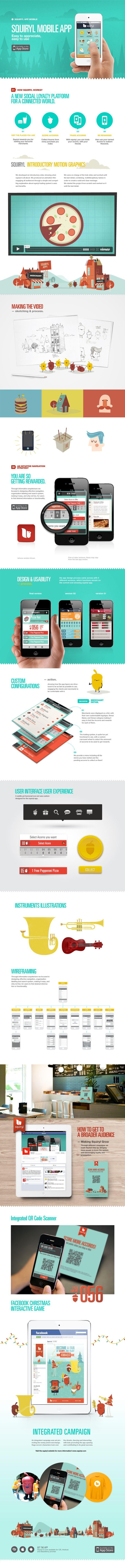 Designer: DHNN Creative Agency #flat #webdesign