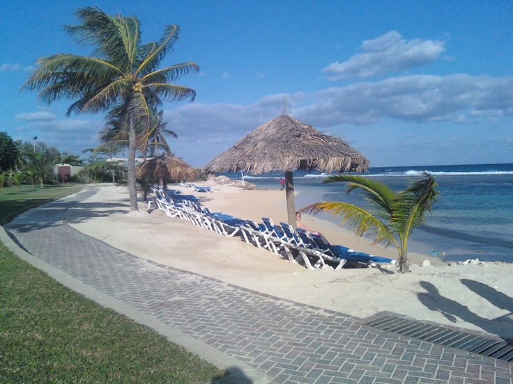 Montego Bay, Jamaica Holiday Inn Sunspree... I Was Here!!!!!