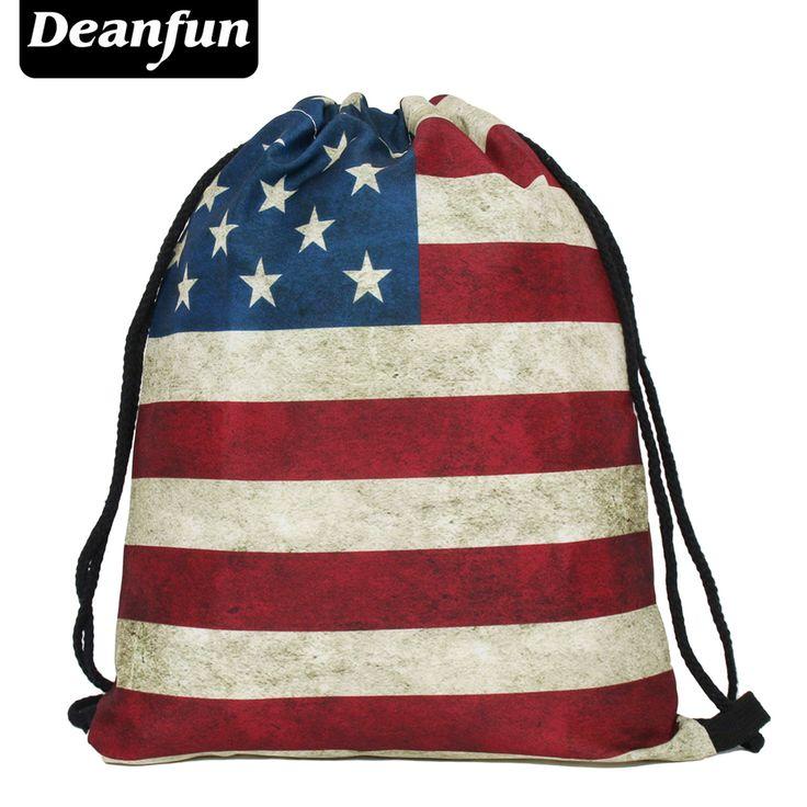 $2.99 (Buy here: https://alitems.com/g/1e8d114494ebda23ff8b16525dc3e8/?i=5&ulp=https%3A%2F%2Fwww.aliexpress.com%2Fitem%2FDeanfun-2016-womens-daypacks-printing-bag-for-mochila-feminina-harajuku-drawstring-bag-mens-backpacks-Vintage-Usa%2F32752364930.html ) Deanfun 2016 womens daypacks printing bag for mochila feminina harajuku drawstring bag mens backpacks Vintage Usa s18 for just $2.99