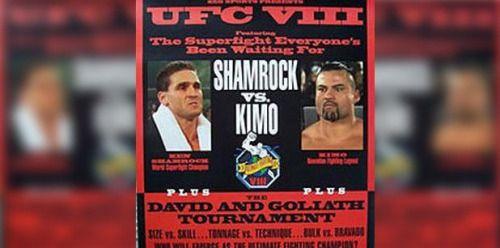 A 20 años de la primera y única cartelera de la @UFC en Puerto...