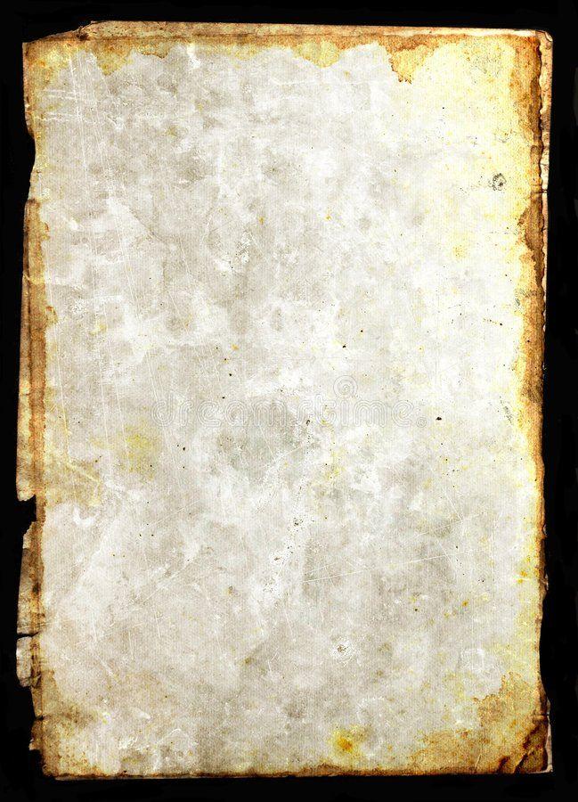 Vintage Paper Parchment Grunge Paper Texture Over Black Background Aff Parchment Paper Vintage Grunge Vintage Paper Grunge Paper Textures Vintage