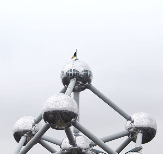 Brussel  #bruxelles #atomium