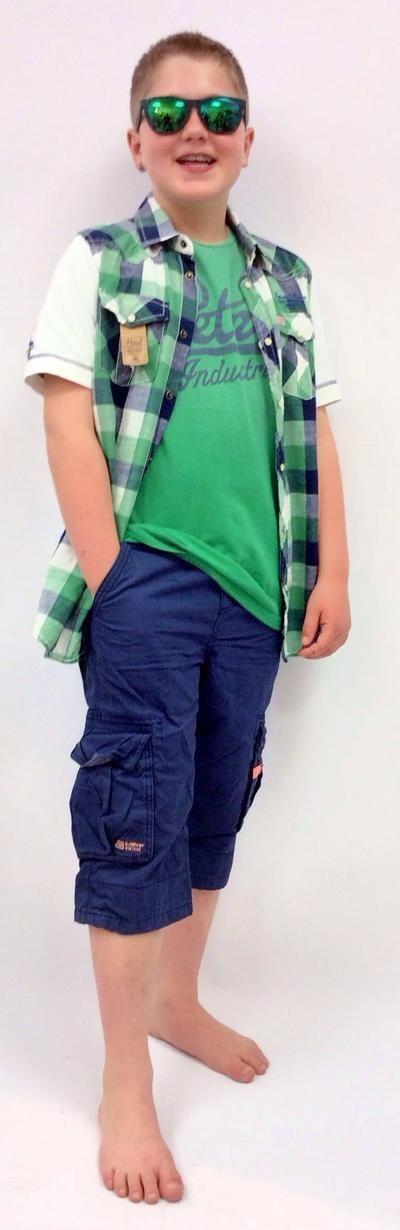 Petrol, die Mode für Teenies. Cool, lässig, besonders. So hebt sich Petrol durch die modischen Prints und Styles ab.
