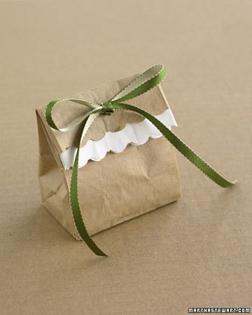 Simple but cute packaging.
