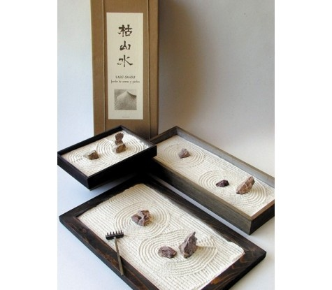62 best mini zen gardens images on pinterest zen gardens for Jardin zen japonais