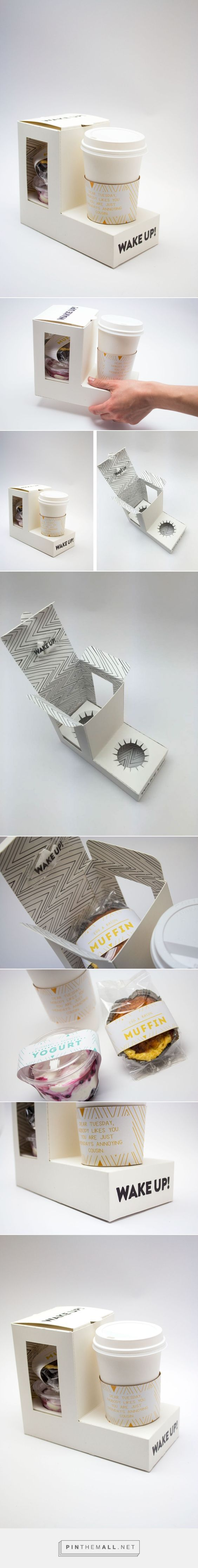 Wake Up Graphic Design | Packaging Design |