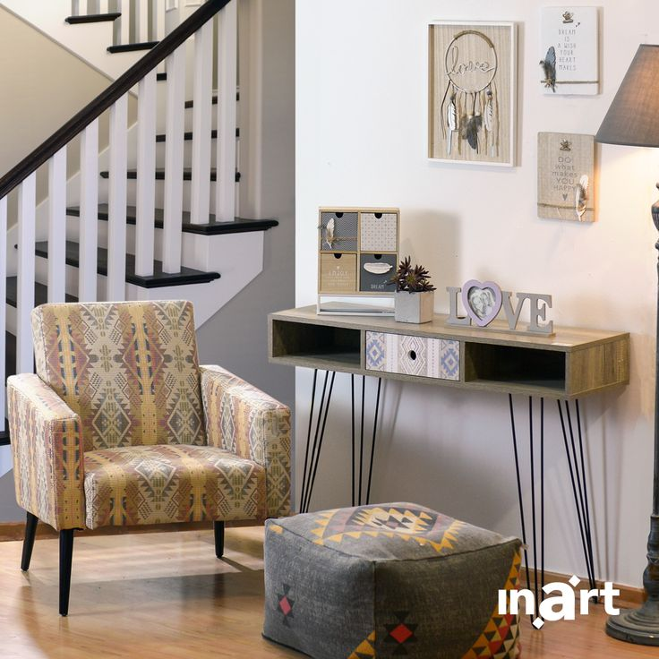 Warm. Unique. The way you want it. It is your favourite corner at home. Enjoy. #inartLiving