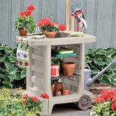 Found it at Wayfair - Garden Tool Cart