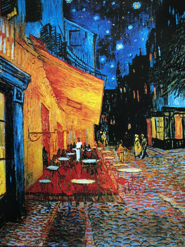14 best Van gogh images on Pinterest Painting art, Buns and