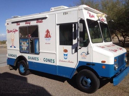 Ice Cream Truck Mr Softee Pinterest: Disc...