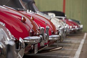 It's Collector Car Auction Time! Don't Forget Classic Car Insurance