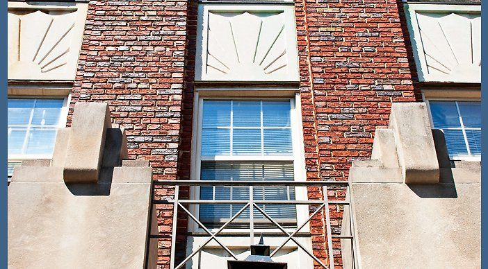 Architectural Detail   1401 Sheridan   Apartments in Northwest Washington DC   WC Smith Apartments   Brightwood Rentals